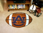 Auburn University Team Logo Football Mat 22'' x 35'' [1359-FS-FAN]