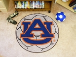 Auburn University Soccer Ball [1357-FS-FAN]
