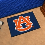 Auburn University Team Logo Starter Mat 19'' x 30'' [1353-FS-FAN]