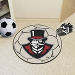 Austin Peay State University Soccer Ball Mat 27'' Diameter [299-FS-FAN]