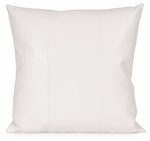 Avanti White 20'' x 20'' Pillow [2-190-FS-HEC]