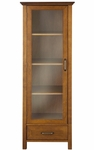 Avery Linen Cabinet with 1 Door and 1 Bottom Drawer [ELG-543-FS-EHF]