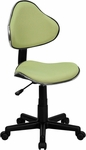 Avocado Fabric Ergonomic Swivel Task Chair [BT-699-AVOCADO-GG]