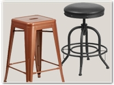 Backless Counter Height Stools