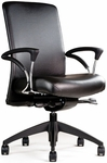 Balance™ High Back Task Chair with Knee-Tilt Mechanism [BAL5350-FS-NEU]