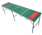 Ball State Cardinals 2'x8' Tailgate Table [TPC-D-BALST-FS-TT]