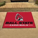 Ball State University All-star Mat 34'' x 45'' [4292-FS-FAN]