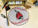 Ball State University Baseball Mat 27'' Diameter [4293-FS-FAN]