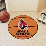 Ball State University Basketball Mat 27'' Diameter [4287-FS-FAN]