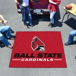Ball State University Tailgater Mat 60'' x 72'' [4288-FS-FAN]