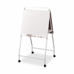 Balt Eco Easel withWheels -Double -sided -29 -3/4'' x 28 -3/4'' x 58'' -WE Frame [BLT33573-FS-SP]