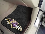 Baltimore Ravens Carpeted Car Mat [5675-FS-FAN]