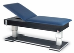 Bariatric Hi-Lo Treatment Table with Power Backrest - 32''W X 78''L X 20 - 29''H [HAU-4795-FS-HAUS]