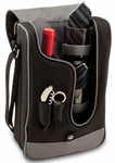 Barossa Wine Tote - Black with Gray [522-49-472-000-0-FS-PNT]