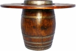 Barrel Bistro Table [WV103-FS-2DAY]