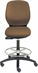 Basis II Tall Back Swivel Stool [BL1310-680P-FS-DV]
