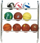 Basketball Wall Rack [WBR30-FS-CHS]