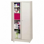 Basyx Easy -To -Assemble Storage Cabinet [BSXC187236L-FS-SP]