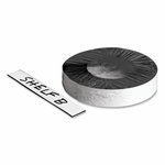 Baumgartens Magnetic Label Tape - 1'' x 50' Roll - White [BAU66151-FS-SP]