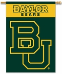 Baylor Bears 2-Sided 28'' X 40'' Banner with Pole Sleeve [96085-FS-BSI]