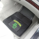 Baylor University Vinyl Car Mat 2 Pc 18'' x 27'' [11770-FS-FAN]