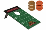 Bean Bag Throw -Football - Cornell University Digital Print [769-00-901-684-0-FS-PNT]