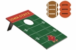 Bean Bag Throw -Football - Iowa State University Digital Print [769-00-901-234-0-FS-PNT]