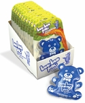 Bear Shape Royal Blue Boo-Boo Pac - Set of 12 [1534-FS-CG]