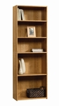 Beginnings 24''W x 71''H Wooden Bookcase with 3 Adjustable Shelves - Highland Oak [413324-FS-SRTA]