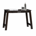 Beginnings 44''W x 29''H Wooden Writing Table with Slanted Legs - Cinnamon Cherry [410421-FS-SRTA]