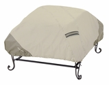 Belltown Square Fire Pit Cover - Sidewalk Grey