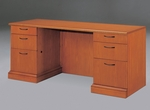 Belmont Credenza - Executive Cherry [7130-21-FS-DMI]