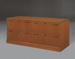 Belmont Lateral File Credenza - Executive Cherry [7130-277-FS-DMI]