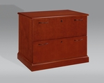 Belmont Lateral File - Brown Cherry [7132-16-FS-DMI]