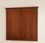 Belmont Presentation Board - Brown Cherry [7132-650-FS-DMI]