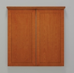 Belmont Presentation Board - Executive Cherry [7130-650-FS-DMI]