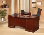 Belmont Right Computer L Desk [7132-27-FS-DMI]