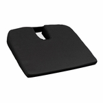 BetterPosture® Large Sacro Plus Seat Wedge - Black [BP1002BK-FS-JB]