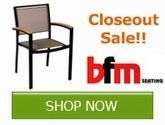 BFM Seating Closeout Sale