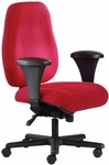 Big And Tall Jr. Office Chair [BTC16800-FS-NEU]