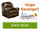 Save up to 15% on Abbyson by