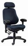 Big & Tall Executive Chair [J3504ASFSSFBG3-FS-ERGS]