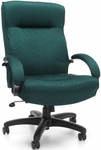 Big & Tall Executive High-Back Chair - Teal [710-302-FS-MFO]