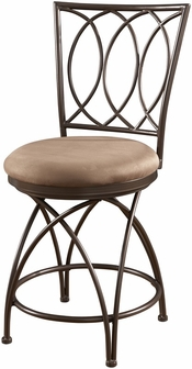 Big Amp Tall Metal Crossed Legs Counter Stool 586 918 By