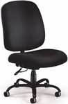 Big & Tall Task Chair - Black [700-236-FS-MFO]