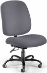 Big & Tall Task Chair - Gray [700-239-FS-MFO]