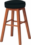 Bison Wood Counter Stool [4-O-FS-CMF]