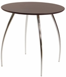 Bistro 30'' Table in Wenge [01846-FS-ERS]