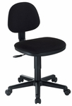 Comfort Economy Office Height Task Chair - Black [CH277-40-FS-ALV]