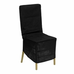 Black Fabric Chiavari Chair Storage Cover [LE-COVER-GG]